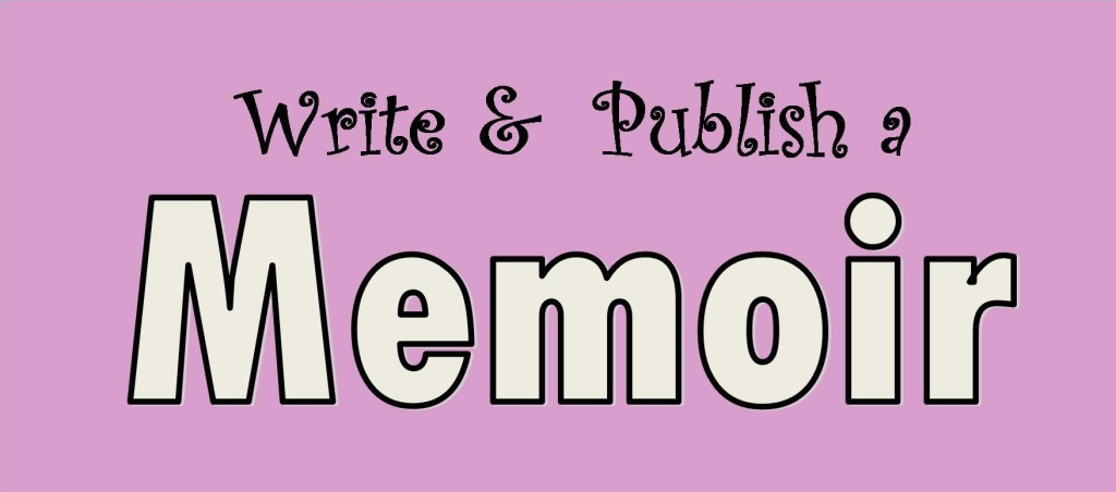 Write & Publish a Memoir purple