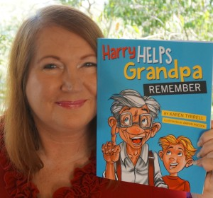 Harry Helps Grandpa Remember