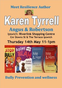 A&R  Ipswich May 14 Karen Tyrrell FLYER