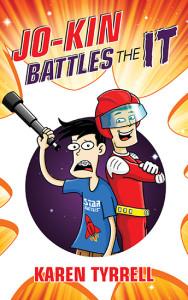 Jo-Kin Battles the It (Super Space Kids #1)