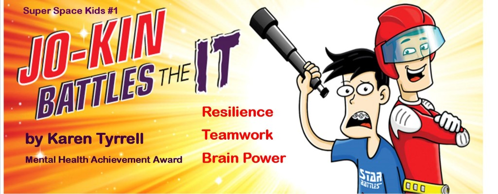 Banner Jo-Kin Battles the It resilience teamwork brainpower