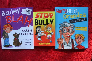Karen Tyrrells Childrens books