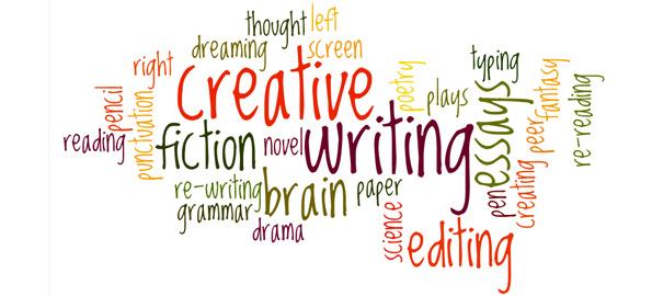 Write creative