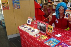 Launch sell out at  Dymocks Penrith
