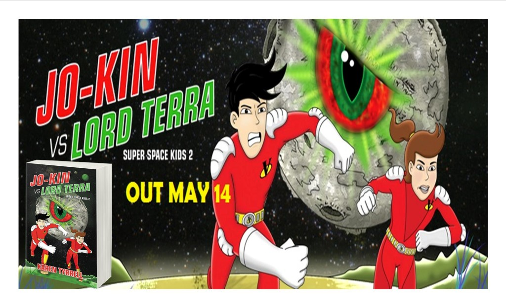 OUT MAY 14 Terra Book