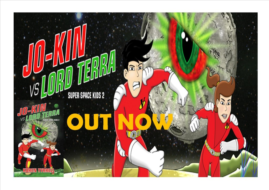 New Release Jo-kin vs Lord Terra