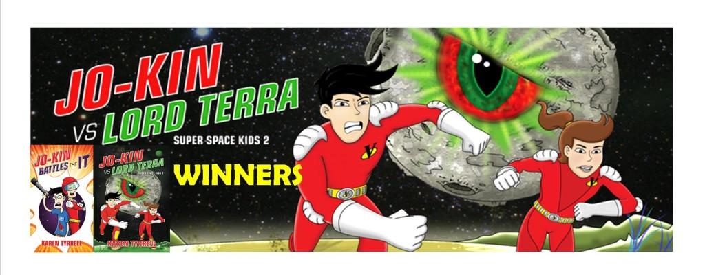 Winners Blog Tour Jo-Kin vs Lord Terra