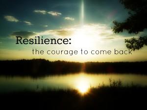 resilience talk