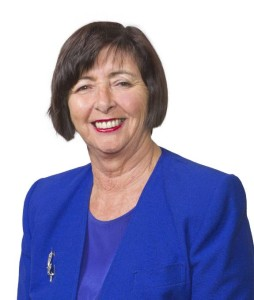 Cherie Dalley Deputy Mayor of Logan City