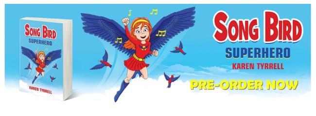 Song Bird Pre-Order