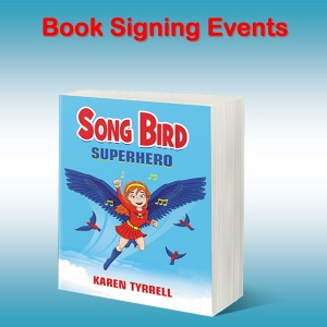 Song Bird PROMO #Book Signing RED