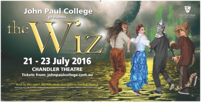 The Wiz performed by John Paul College