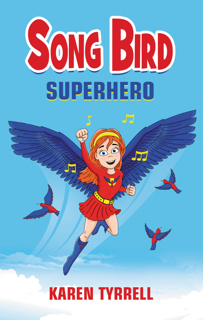 ImaginExpo Song Bird Superhero