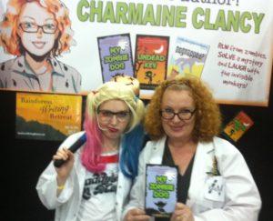 Charmaine Clancy children's author