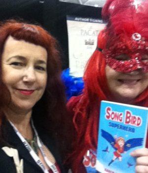 MEET Isabelle Carmody award winning fantasy author