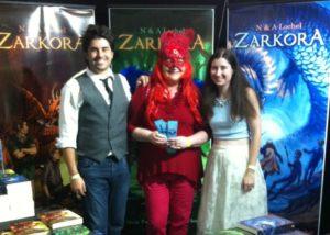 Nicholas & Alison Lochel fantasy authors