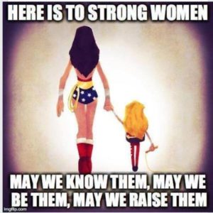 Raise Super Girls