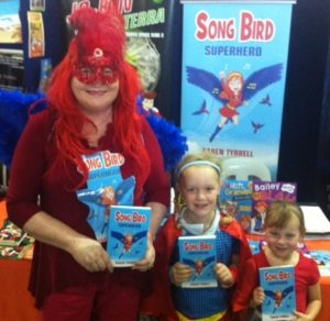 Supanova Heroes Love Song Bird