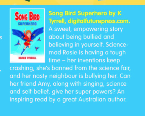 Disney Princess Reviews Song Bird Superhero