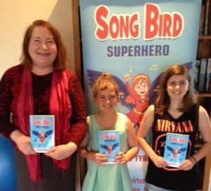 Mighty Girls love Song Bird