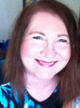 Queensland Day author Karen Tyrrell
