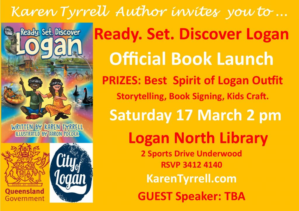 Ready Set Discover Logan