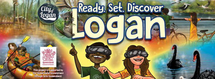 Ready Set Discover Logan