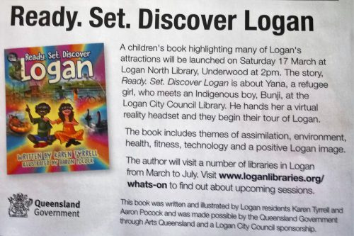 Ready Set Discover Logan Media
