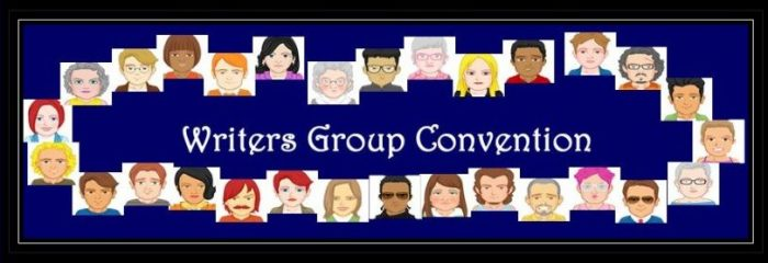 Writers Group Convention