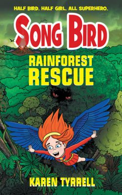Book Signing Rainforest Rescue