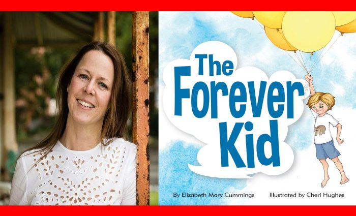 The Forever Kid Review by Karen Tyrrell
