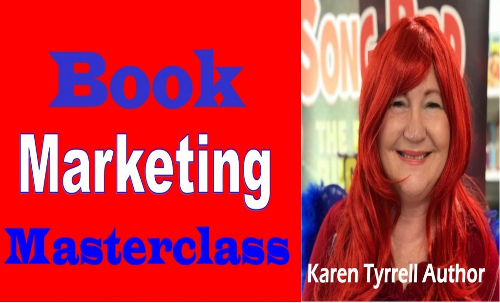 Book Marketing Masterclass 2019
