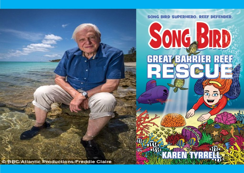 David Attenborough Great Barrier Reef Rescue