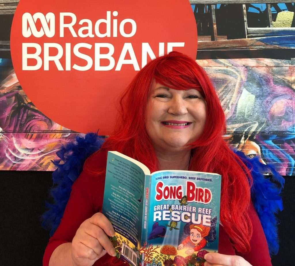 ABC Radio Sir David Attenborough Great Barrier Reef Rescue by Karen Tyrrell