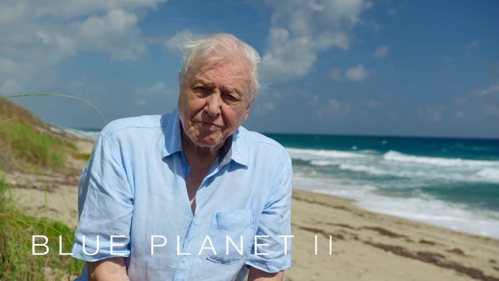 Sir David Attenborough Great Barrier Reef Rescue
