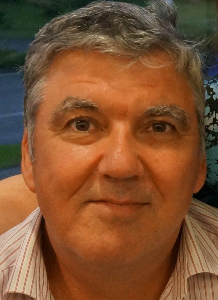 Steve Tyrrell Author