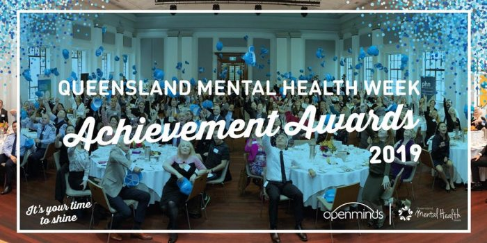 Finalist Qld Mental Health Week
