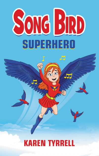 Song Bird Superhero Braille