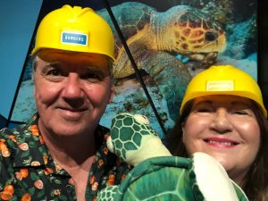 Mon Repos Saves Endangered Turtles
