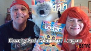 ready Set Discover Logan Pantomime