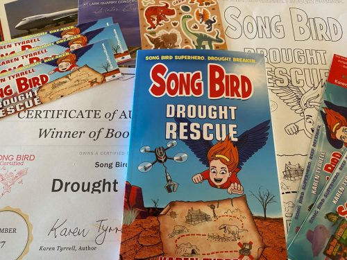 Prize pack Song Bird Drought Rescue