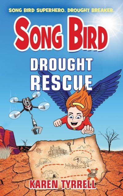 Song Bird Drought Rescue by Karen Tyrrell