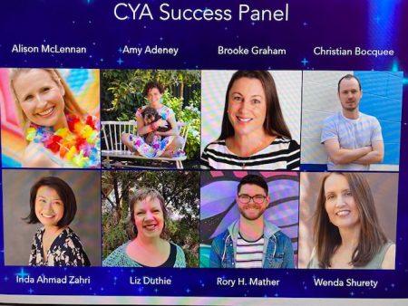 Winners CYA Conference 2021