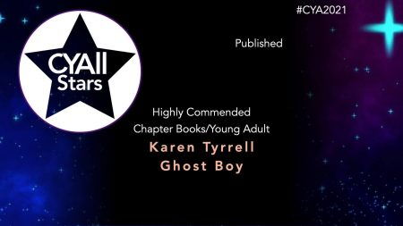 Winners CYA Conference 2021 Karen Tyrrell