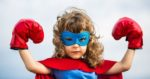 Raising Super Girls